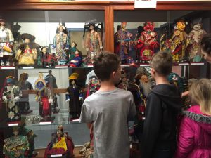 Tour showing Losel Doll Collection